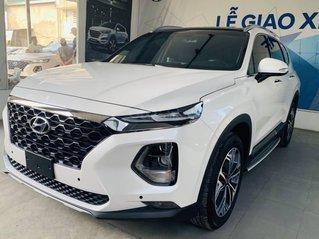 Hyundai Santa Fe ưu đãi hấp dẫn tháng cuối năm, giảm giá tới 60 triệu, liên hệ nhận ưu đãi ngay
