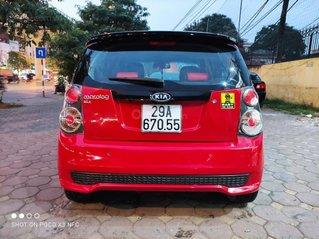Cần bán xe Kia Morning SX cuối 2009, màu đỏ