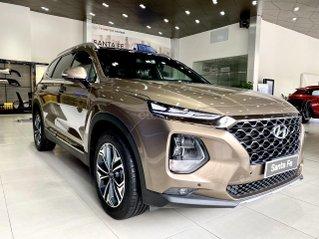 Hyundai Santa Fe dầu cao cấp ưu đãi mạnh lên đến 63tr + quà tặng giá trị khủng, xe sẵn đủ màu giao ngay