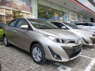 Toyota Vios 1.5G giá tốt, khuyến mãi hấp dẫn, đủ màu giao ngay
