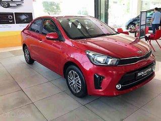 Bán ô tô Kia Soluto năm 2020, màu đỏ