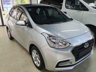Cần bán Hyundai Grand i10 năm sản xuất 2020, màu bạc, 363tr