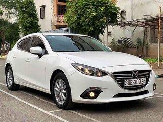 Bán Mazda 3 sản xuất 2015, màu trắng còn mới, giá chỉ 525 triệu