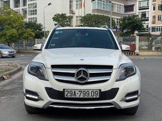 Mercedes GLK220 CDI sản xuất 2013 model 2014, màu trắng