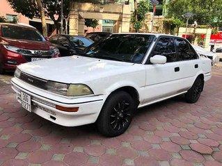Cần bán xe Toyota Corolla năm sản xuất 1992, màu trắng, xe nhập, giá tốt
