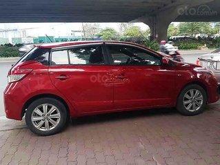 Cần bán Toyota Yaris năm 2016, màu đỏ, nhập khẩu nguyên chiếc còn mới
