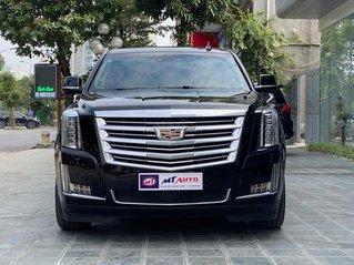 Cadillac Escalade Platinum 2016 màu đen, nội thất da bò bản full nhập Mỹ
