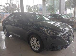 Hyundai Accent 2020, màu đen, số tự động, giá tốt