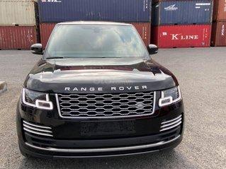 Range Rover Autobiography L 3.0 2020 model 2021 mới 100%, màu đen nội thất đỏ