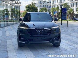 Tưng bừng khuyến mãi Vinfast Lux SA2.0 chào xuân 2021. Nhận xe từ nhà máy VinFast