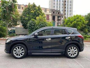 Cần bán Mazda CX5 SX 2015 bản 2.0AT, màu đen