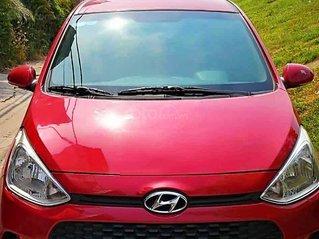 Cần bán Hyundai Grand i10 năm sản xuất 2017, màu đỏ, giá chỉ 309 triệu