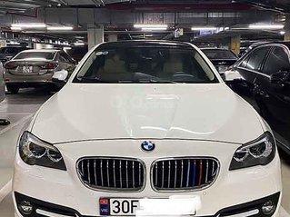 Cần bán gấp BMW 5 Series 520i năm sản xuất 2013, màu trắng, nhập khẩu