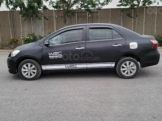 Cần bán Toyota Vios nâng full E 2009 màu đen