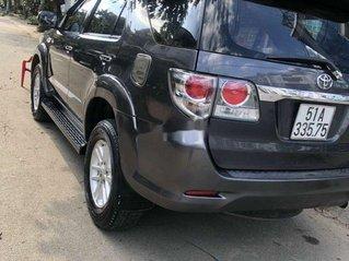 Cần bán Toyota Fortuner sản xuất năm 2012 còn mới