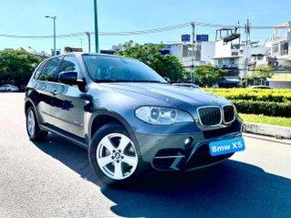 BMW X5 3.0 nhập Mỹ 2011, loại 7 chỗ màu xám xanh, full đồ chơi cao cấp, cửa sổ trời Panorama, số tự động hai cầu