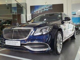 Giá xe Mercedes Maybach S450 năm 2021, vay trả góp lãi suất 0.65%/ tháng cố định 3 năm, xe giao ngay, ưu đãi hấp dẫn