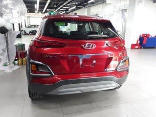 Cần bán xe Hyundai Kona sản xuất năm 2020, màu đỏ, giá chỉ 636 triệu