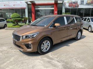 [ Hồ Chí Minh ] Kia Sedona 2020 có xe giao trước tết âm lịch - hỗ trợ trả góp - thủ tục đăng kí xe - giao xe tận nhà