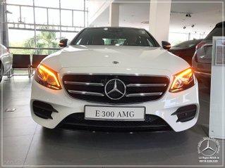 Mercedes-Benz E300 amg new 2020 - hỗ trợ hơn 50% thuế trước bạ + bank 80% - giá tốt nhất