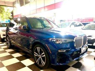 Bán BMW X7 sản xuất 2019, màu xanh lam, nhập khẩu
