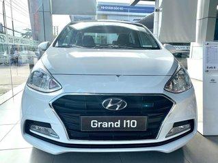 Bán Hyundai Grand i10 đời 2020, màu trắng