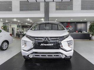 Mitsubishi Xpander chỉ 130tr nhận xe ngay- giảm đến 42tr, tặng 50% trước bạ + full bộ phụ kiện - vay 85% lãi suất ưu đãi