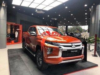 Mitsubishi Triton giá siêu ưu đãi, trả góp lên đến 80%, giá chỉ từ 600 triệu