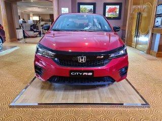Honda City 2021, liên hệ ngay để có mức ưu đãi tốt nhất