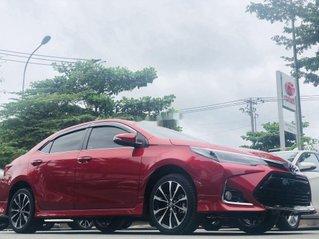 Bán ô tô Toyota Corolla Altis năm sản xuất 2020, màu đỏ