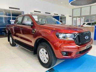 Ranger 2021 XLS AT - MT, mới 100% giá cực tốt, tặng phụ kiện, đủ màu, giao xe toàn quốc, trả góp 80%