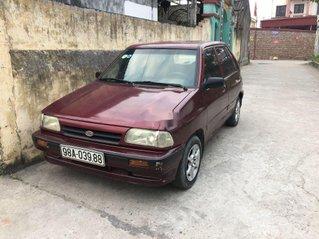 Cần bán xe Kia CD5 đời 2000, màu đỏ, xe nhập