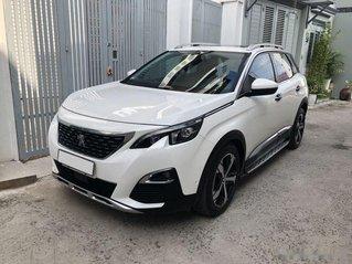 Xe Peugeot 3008 năm 2018, màu trắng, xe nhập còn mới