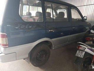 Cần bán gấp Mitsubishi Jolie năm sản xuất 1998, màu xanh lam