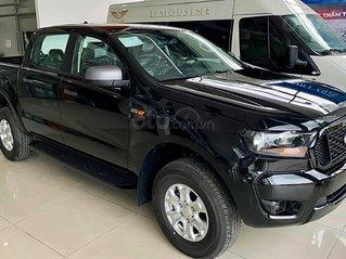Bán Ford Ranger XLS 2.2L 4x2 MT sản xuất 2020, màu đen, nhập khẩu