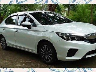 Bán xe Honda City 1.5G CVT sản xuất năm 2020, màu trắng