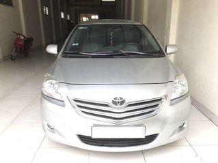 Bán Toyota Vios 1.5E MT sản xuất 2010, màu bạc, giá chỉ 298 triệu