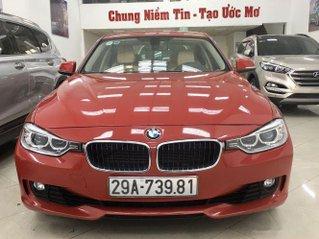Cần bán xe BMW 3 Series đời 2018, màu đỏ, nhập khẩu