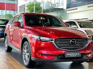 Mazda Giải Phóng, sẵn xe CX-8 giá cực tốt, ưu đãi lớn trong tháng1 - Tặng gói nâng cấp nên tới 30tr - Hỗ trợ trả góp tới 80%