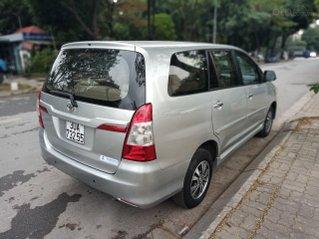 Toyota Innova rộng rãi, tiện lợi, hiệu quả sx 2015