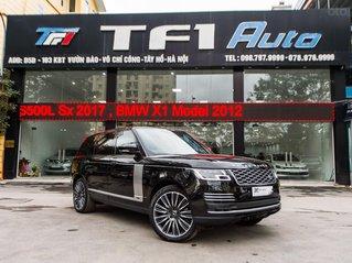 Bán Land Rover Range Rover Autobiography LWB 3.0L, màu đen, model 2021, mới 100%
