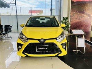 Toyota Wigo số tự động nhập khẩu đủ màu giao ngay - giảm giá khủng