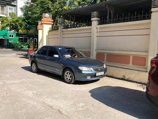 Bán Mazda 323 năm sản xuất 2003, màu xanh lam, giá ưu đãi