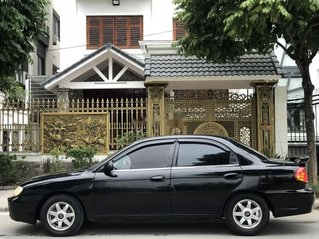 Bán xe Kia Spectra sản xuất năm 2008, màu đen