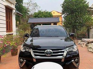 Bán ô tô Toyota Fortuner sản xuất 2019, màu đen, nhập khẩu chính chủ