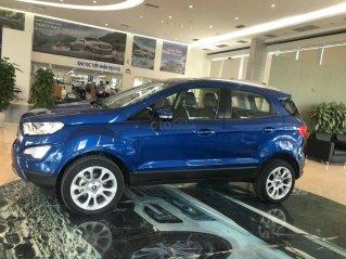 Ford EcoSport - nhanh tay quay số đt - tặng 50% thuế trước bạ