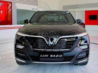 [Vinfast Long Biên] Vinfast Lux SA 2.0 2020 nhận xe chỉ 185tr - ưu đãi khủng lên đến 140tr - hỗ trợ trả góp đến 90%
