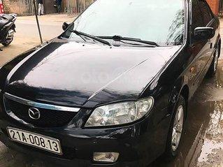 Bán Mazda 323 đời 2001, màu đen