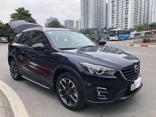 Cần bán xe Mazda CX 5 năm sản xuất 2017, màu xanh lam