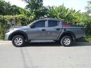 Bán xe Mitsubishi Triton sản xuất 2011, màu xám, nhập khẩu